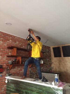thợ sửa chữa lắp đặt điện nước