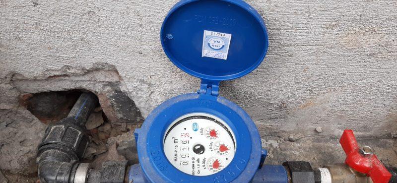 Lắp đồng hồ nước cho phòng trọ, nhà ở